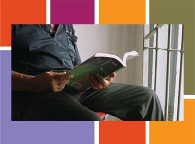 Books for prisoners graphic