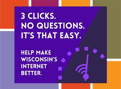 Internet Speed Test Graphic