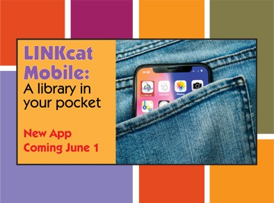 LINKcat mobile graphic announcement