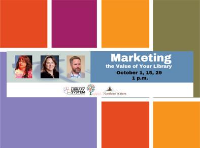 Marketing Webinar Series graphic