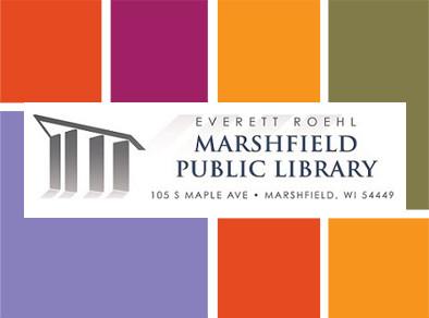 Marshfield Library Logo