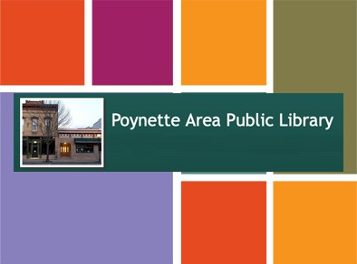 Poynette Public Library photo.