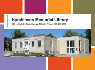 Randolph Memorial Library Photo