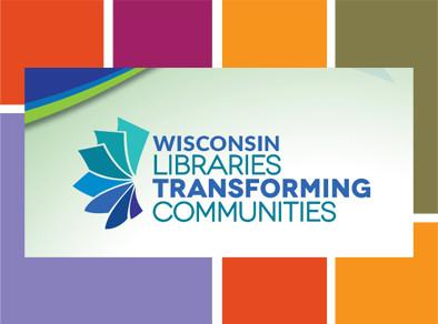 Wisconsin Libraries Transform Communities logo
