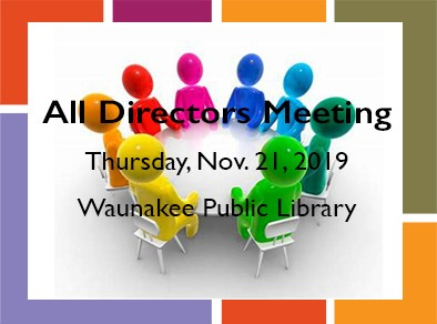 All Directors meeting graphic