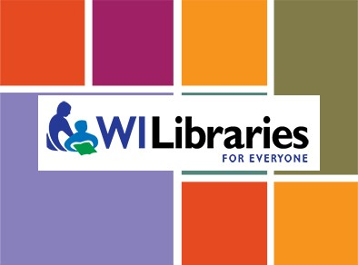 Wisconsin Libraries for Everyone logo