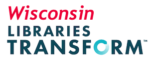 Wisconsin Libraries Transform logo